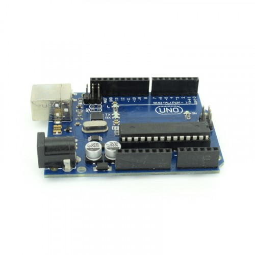 UNO R3 Development Board (ATmega328p + ATmega16u2) + Cable