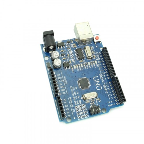 UNO R3 Development Board (ATmega328p and CH340) + Cable