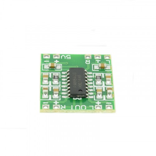 PAM8403 3 W Audio Amplifier Module (Green)