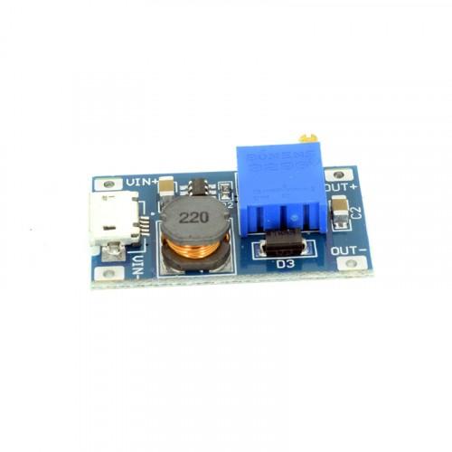 2A DC-DC Boost Module