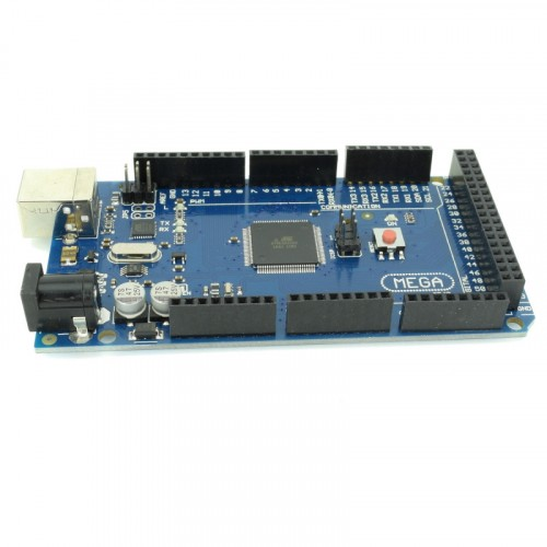 MEGA 2560 Board compatible with Arduino (ATmega2560 + ATmega16u2) + Cable