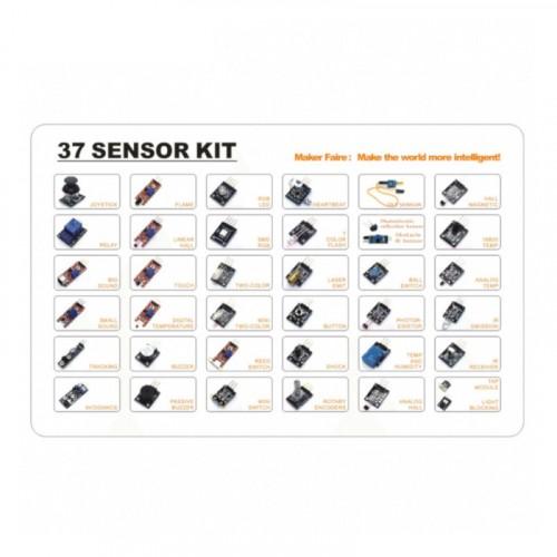 Sensor kit - 37 in 1 for Arduino