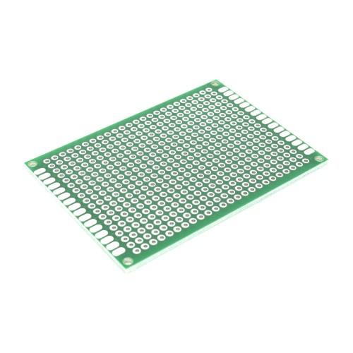50x70 mm Green Universal Prototyping Board