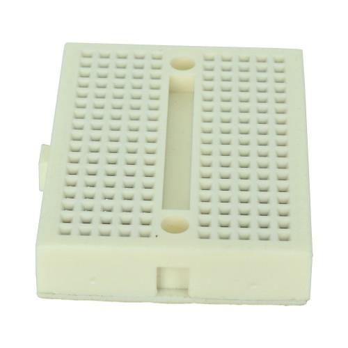 SYB-170 Colored Mini Breadboard (white)