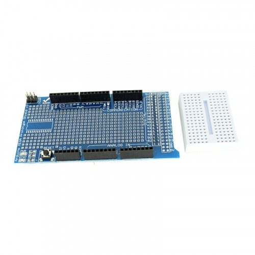 Proto Shield for Arduino Mega 2560