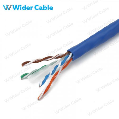 CAT.6 UTP Network Cable Blue Color