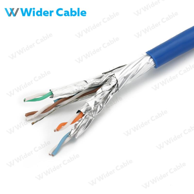 CAT.7 SSTP Network Cable Blue Color