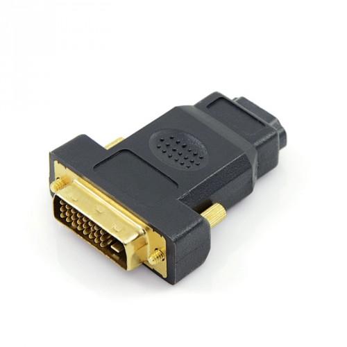 HDMI Female To DVI 24+1 A Male