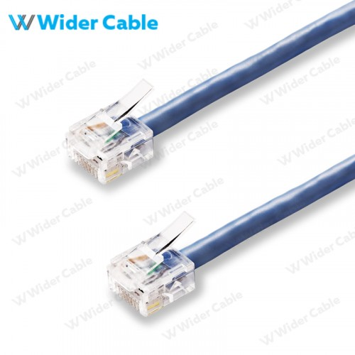 CAT6a SSTP Patch Cable Grey Color