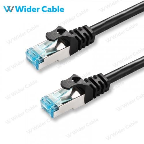 CAT7 SSTP Patch Cable Light Blue Color