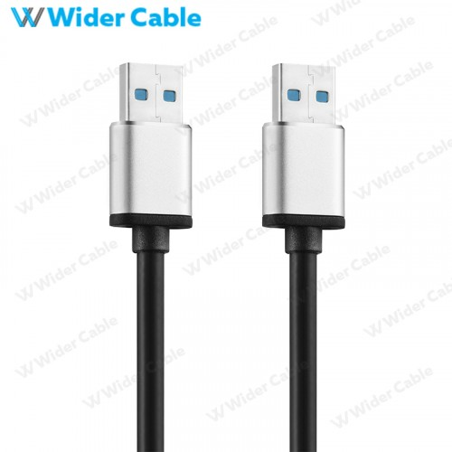 USB 3.0 A Male To A Male Cable Black Color